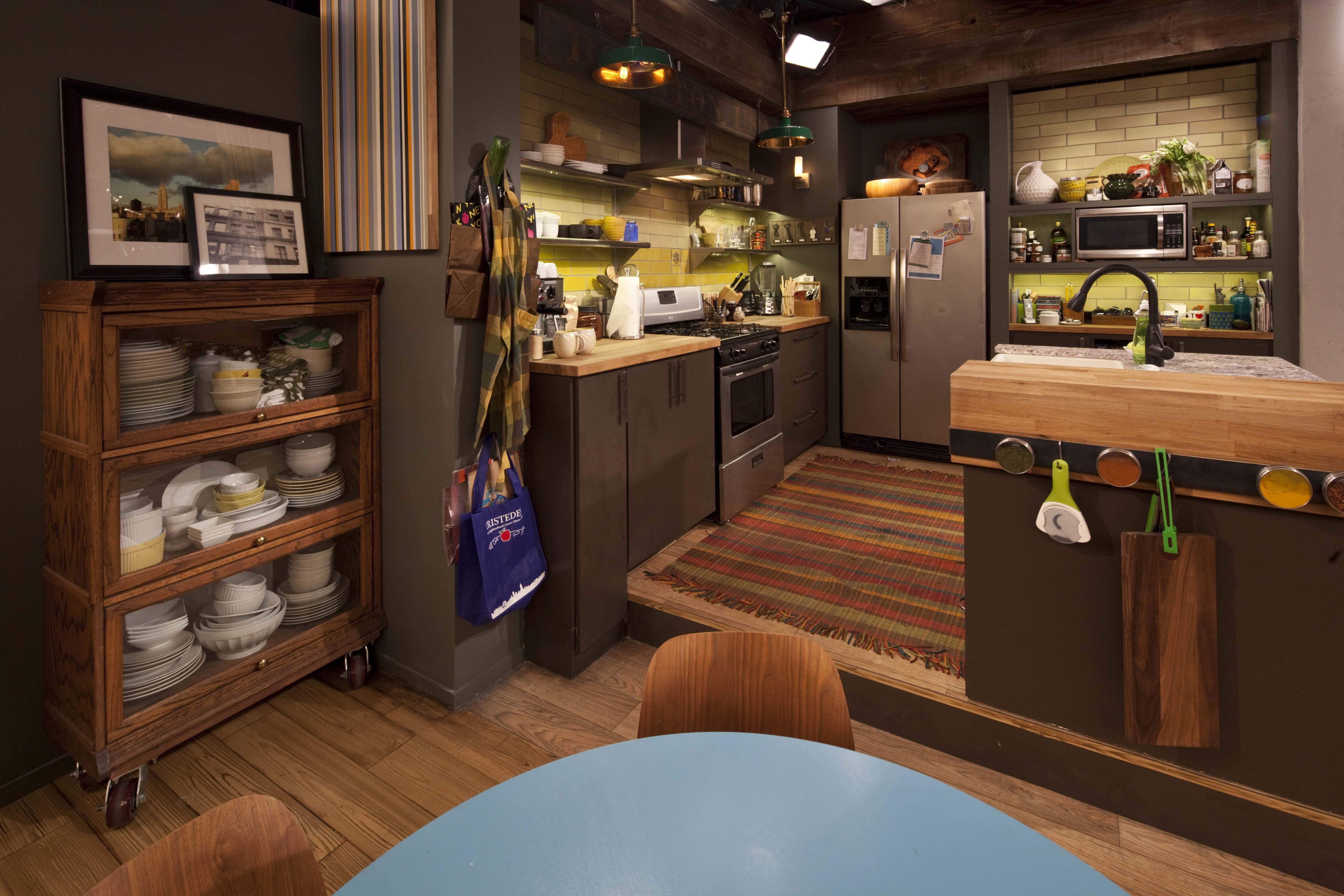 Loft Kitchen Peter Gurski Designs Page 2