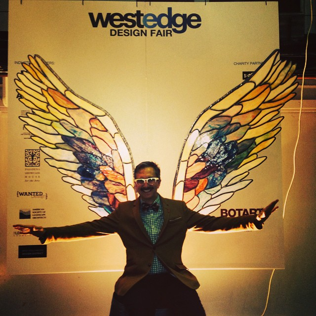 Come get your wings on! #westedgedesign #dimodapr #barkerhanger
