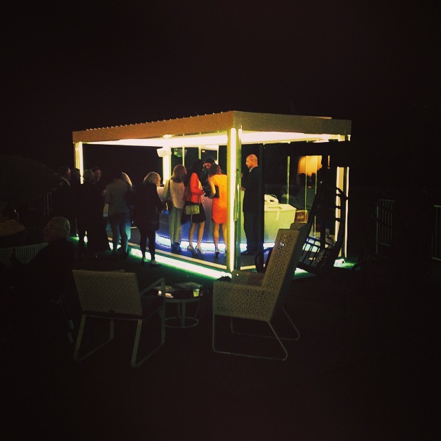 Party in the Pavilion #westedgedesign #petergurskidesigninc #dimodapr #peterpanik