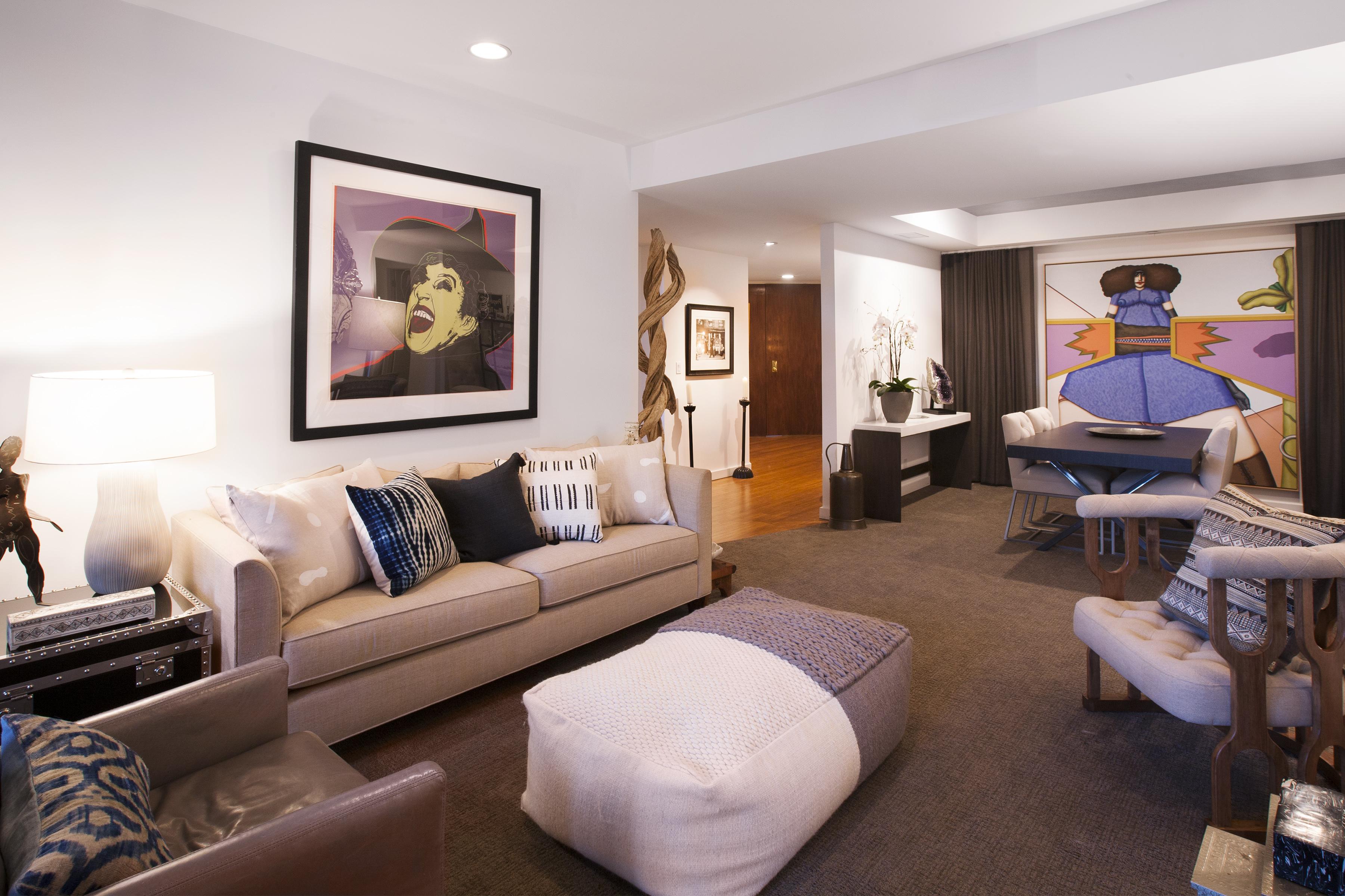 Condo Redux Living Room – Design